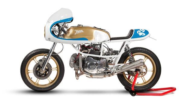 画像: Road Runner: A Ducati Pantah reborn in Portugal
