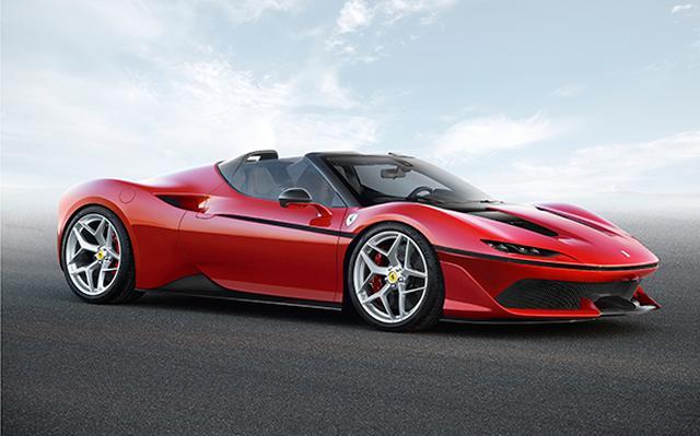 画像: Ferrari J50、ワールドプレミア - Ferrari.com