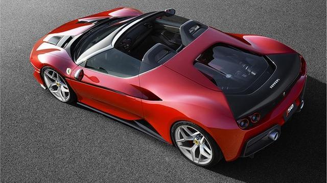画像1: Ferrari J50