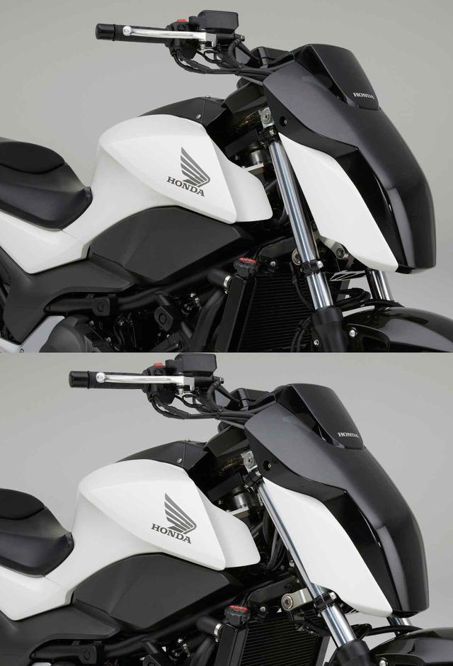 画像: caster angle changes depending on condition www.autoby.jp