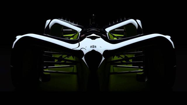 画像: Roborace — The Car of the Future is Here www.youtube.com