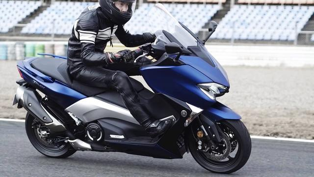 画像: 2017 YAMAHA TMAX530 youtu.be
