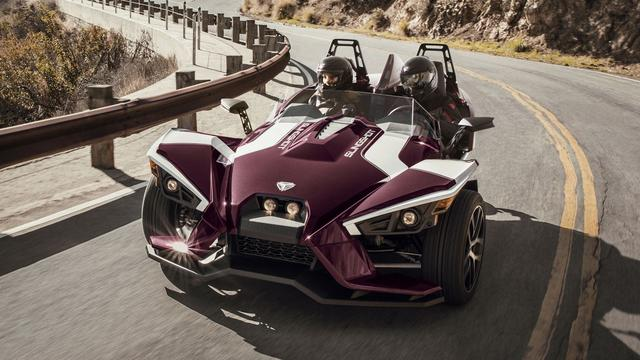 画像: The Polaris Slingshot Midnight Cherry Boasts A Special Flavor