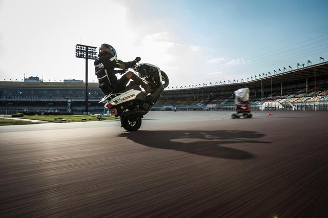 画像: 【Wheelie King】世界記録更新なるか⁉ その挑戦の全貌をついに公開
