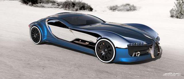 画像: The Bugatti Atlantic is a Dream Waiting to Come True