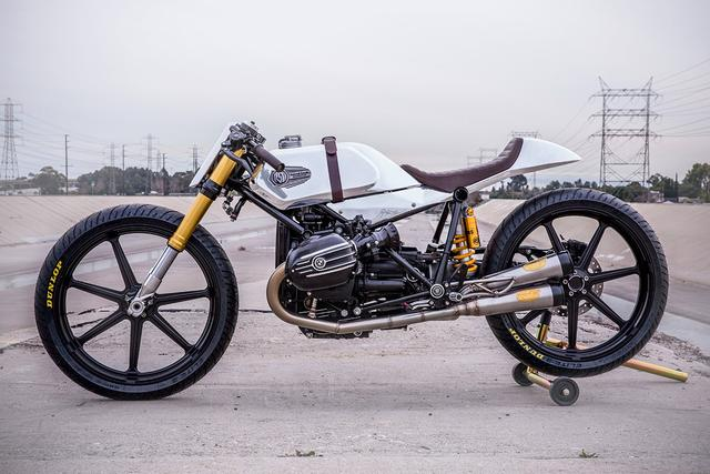 画像: Roland Sands Stretches and Slams the R nineT