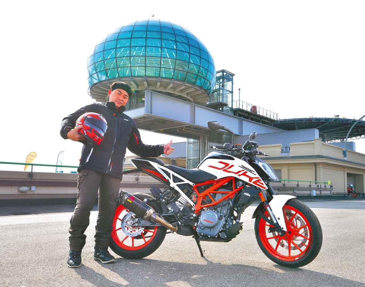 画像: Wrtier Kazuhiko Yokota. 32 years experience on various motorcycles with touring and racing www.autoby.jp