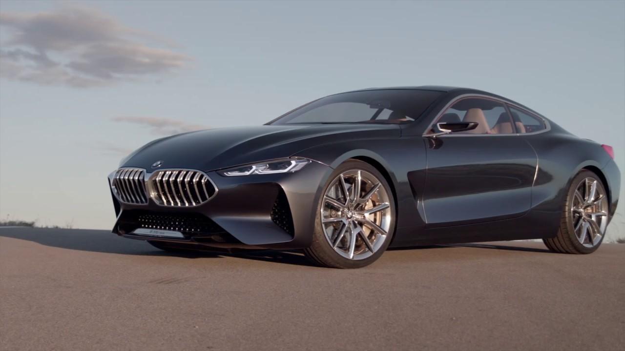 画像: BMW 8 Series Concept Film youtu.be