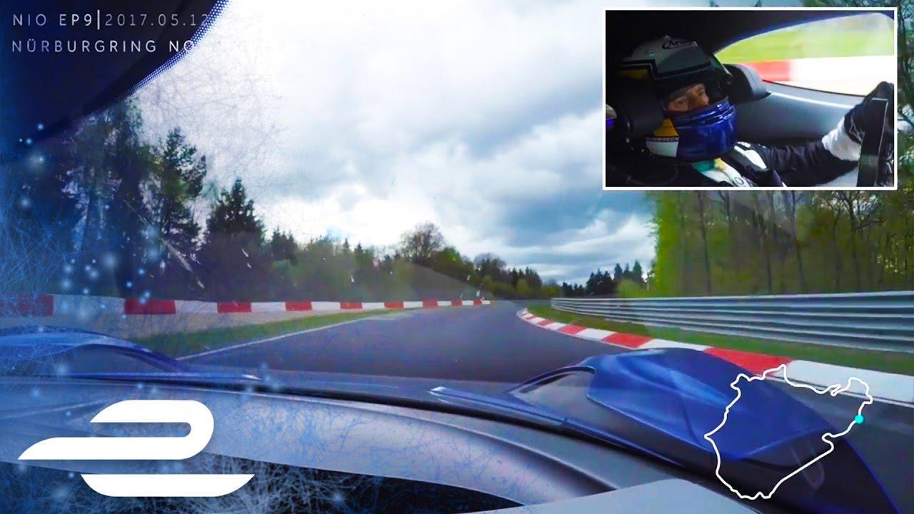 画像: NIO EP9 Electric Supercar Breaks Nurburgring Lap Record - Full Onboard - 06:45:90 youtu.be