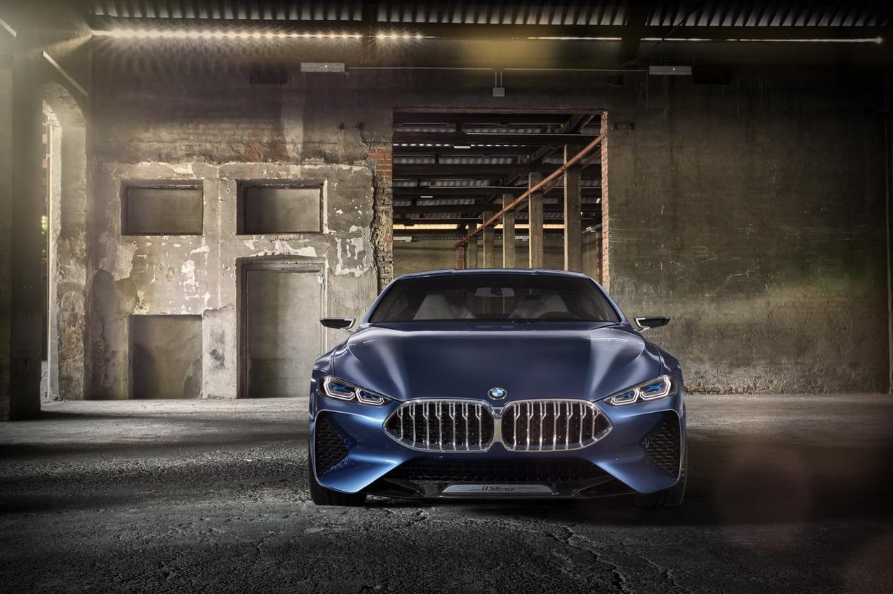 画像: The BMW 8-Series Concept Gets Everyone Excited