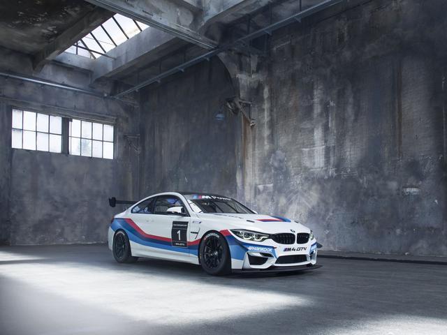 画像: Feast Your Eyes on the new BMW M4 GT4!