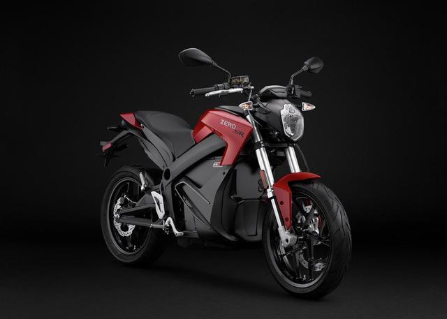 画像: Zero Motorcycles' Zero SR www.businessinsider.com