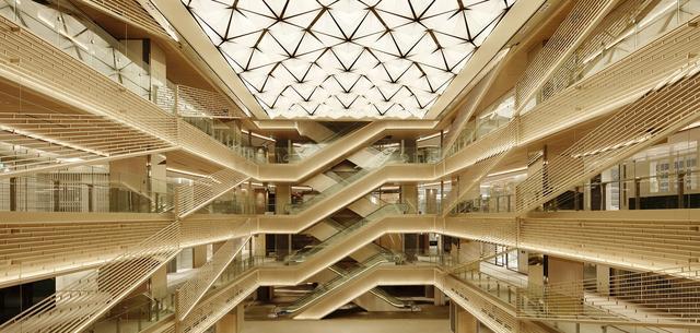 画像: Interior is designed by Gwenael Nicolas ginza6.tokyo