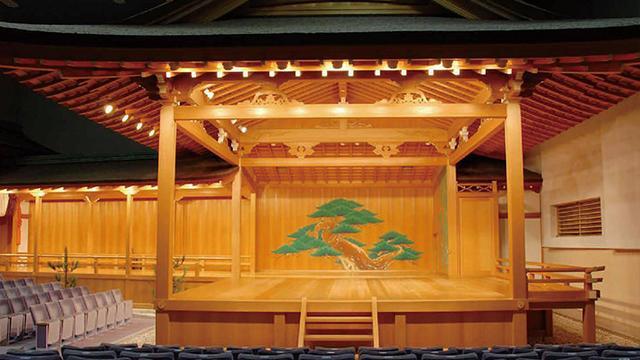 """画像: Nohgaku-Do is theatre for Classical Japanese musical """"Noh"""" ginza6.tokyo"""