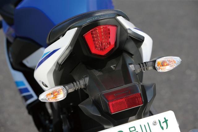 画像: Style with technology, LED tail light www.autoby.jp