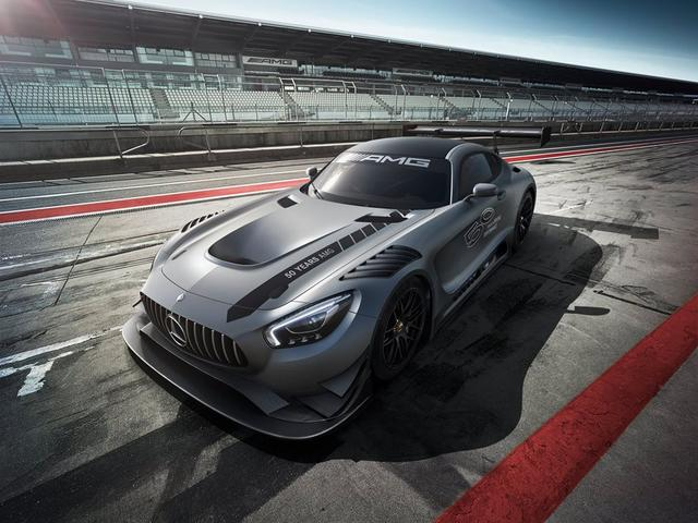 画像: Mercedes-AMG GT3 Edition 50 Hits The Nurburgring