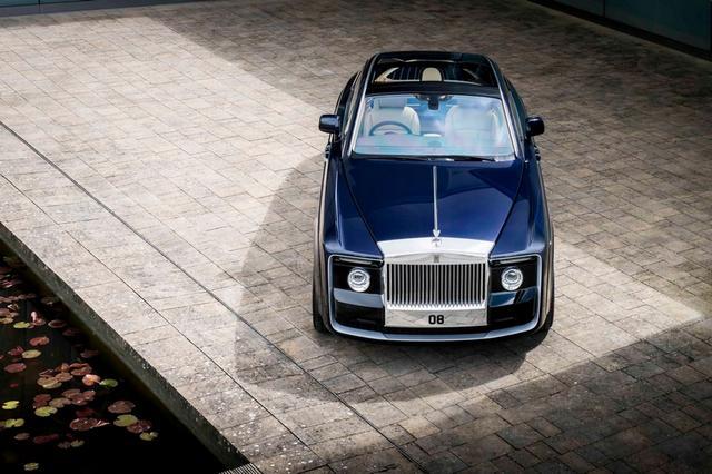 画像: The One-Off Rolls-Royce Sweptail is a Vision of Perfection