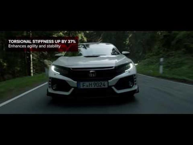 画像: 2017 Honda Civic Type R Switchplay youtu.be