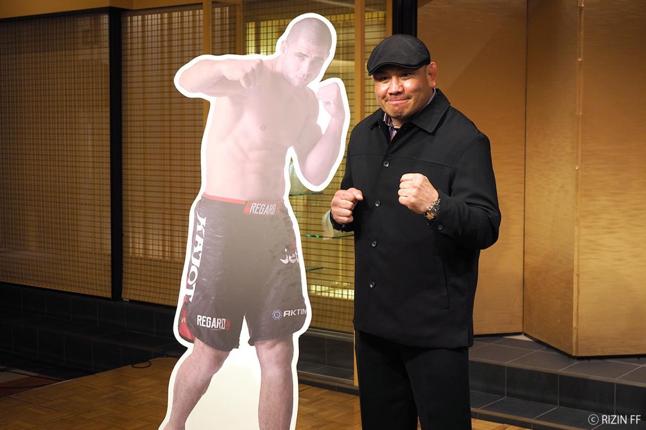 画像3: 藤田和之がRIZIN参戦!MMAのリングにカムバック イリー・プロハースカとの対戦が決定!元谷友貴の相手はシュートボクセ軽量級最強のアラン・ナシメント!
