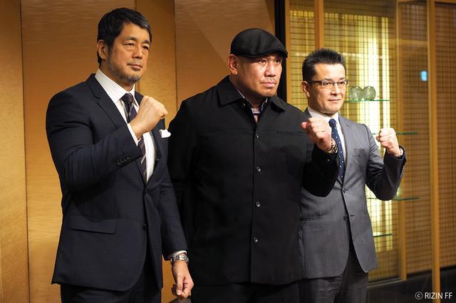 画像2: 藤田和之がRIZIN参戦!MMAのリングにカムバック イリー・プロハースカとの対戦が決定!元谷友貴の相手はシュートボクセ軽量級最強のアラン・ナシメント!