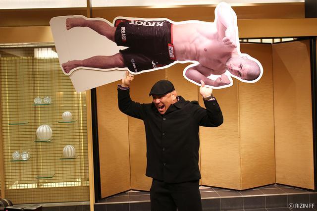 画像4: 藤田和之がRIZIN参戦!MMAのリングにカムバック イリー・プロハースカとの対戦が決定!元谷友貴の相手はシュートボクセ軽量級最強のアラン・ナシメント!