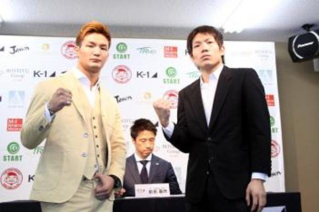 画像: 【K-1】3年振りの再戦!松倉信太郎VS秋元和也