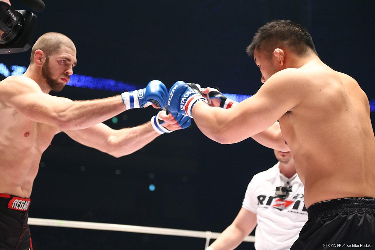 画像2: 「サムライの思想はいつも私の助けになっています」RIZIN FIGHTING WORLD GRAND-PRIX 2015トーナメント準優勝 イリー・プロハースカ選手インタビュー!