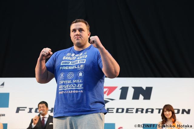 画像14: 31日「IZAの舞」出場選手が「格闘技EXPO」にて公開計量