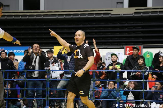 """画像5: さいたまスーパーアリーナのコミュニティアリーナにて、""""格闘技とのふれあい""""をテーマにした『格闘技EXPO』を開催中。"""
