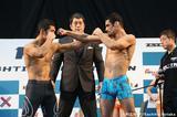 画像9: 31日「IZAの舞」出場選手が「格闘技EXPO」にて公開計量