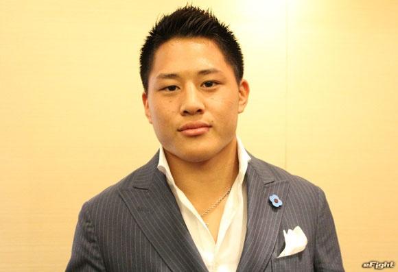 画像: HIROYAの弟・大雅「1Rで終わらせたい」【K-1】