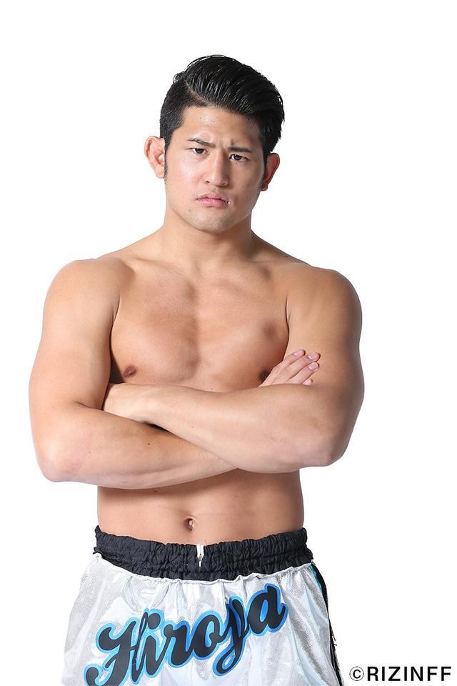 画像2: 新生K-1から立ち技で殴り込み!HIROYAインタビュー