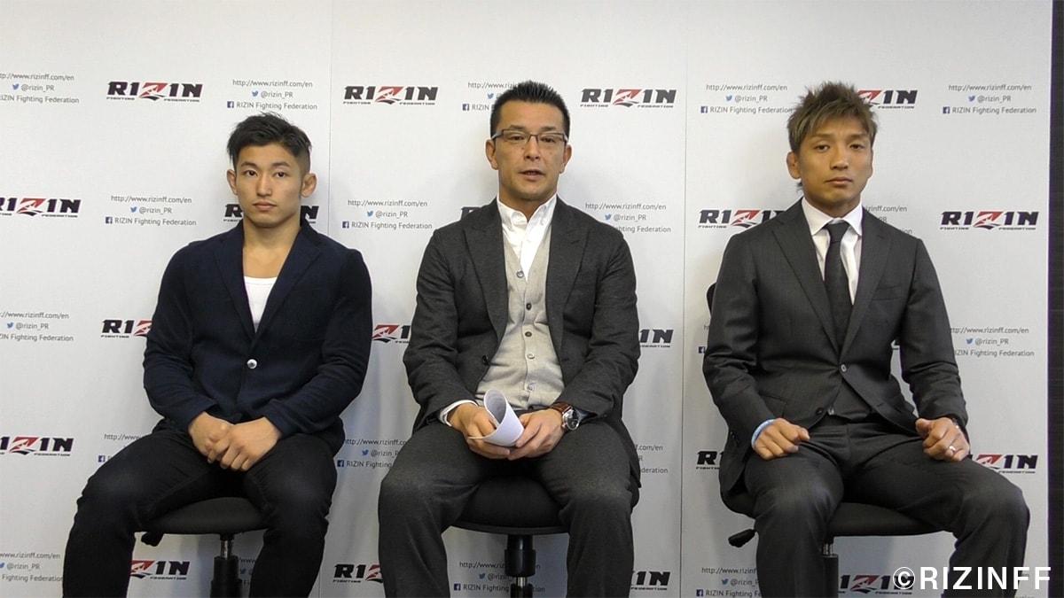 画像2: 12月22日会見レポート~29日、所英男vs才賀紀左衛門が決定!