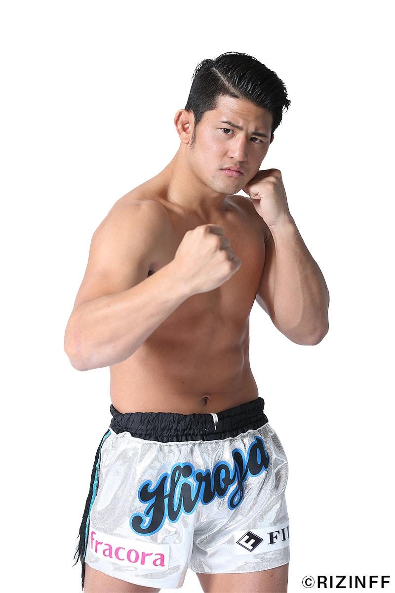 画像3: 新生K-1から立ち技で殴り込み!HIROYAインタビュー