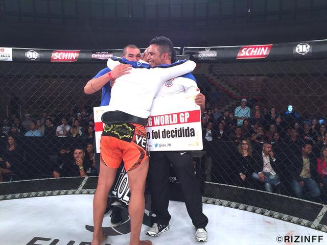 画像4: RIZIN FIGHTING WORLD GRAND-PRIX 2015トーナメントへのエントリー第1号が決定! 熱闘熱戦のJUNGLE FIGHT82をブラジル・サンパウロから現地レポート!
