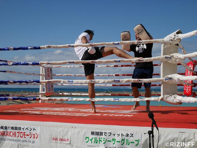 画像8: 12月18日会見レポート~ヒョードルの対戦相手がシング・心・ジャディブに決定!
