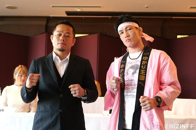 画像7: 11月4日記者会見レポート~RIZIN FIGHTING WORLD GRAND-PRIX 2015、新たな対戦カード発表!