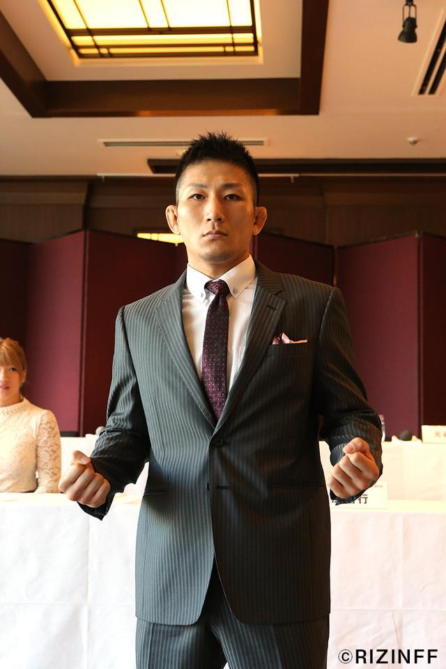 画像3: 11月4日記者会見レポート~RIZIN FIGHTING WORLD GRAND-PRIX 2015、新たな対戦カード発表!