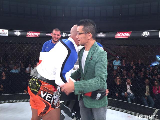 画像3: RIZIN FIGHTING WORLD GRAND-PRIX 2015トーナメントへのエントリー第1号が決定! 熱闘熱戦のJUNGLE FIGHT82をブラジル・サンパウロから現地レポート!