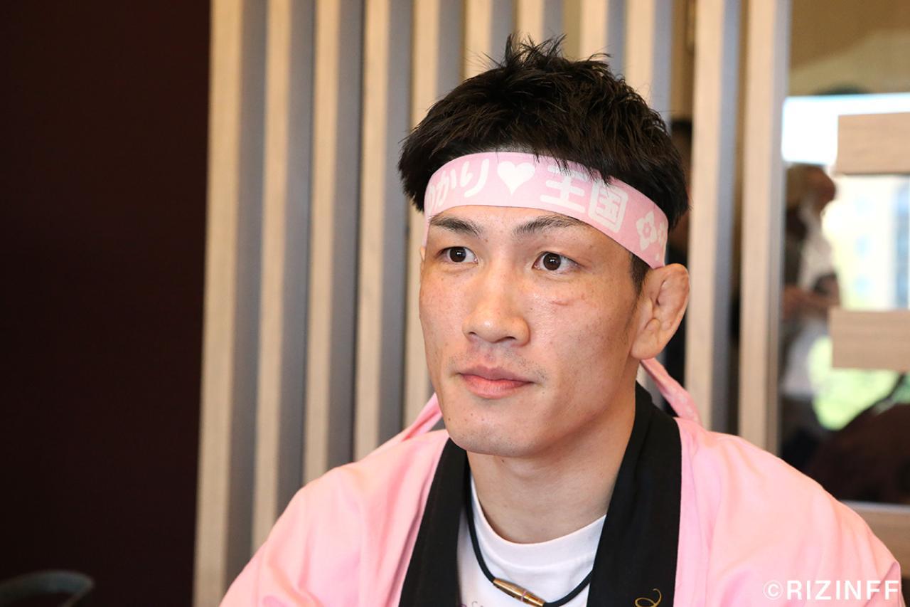 画像4: RIZIN出場選手・関係者に聞く「あなたの転機となった試合」 髙谷裕之 / DJ.taiki