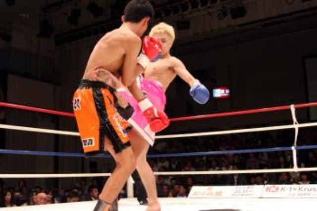 画像: 中島弘貴、ピケオーに敗れ王座陥落。4.10 後楽園大会試合結果【Krush】