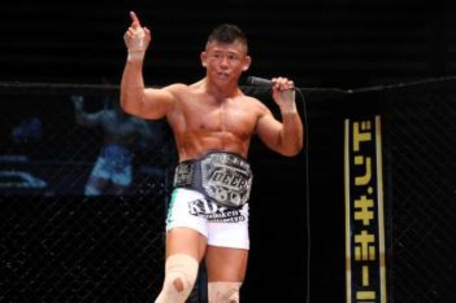 画像: 【DEEP】北岡悟、4度目の防衛戦 ストロー級トーナメント1回戦開催 6.26 後楽園大会