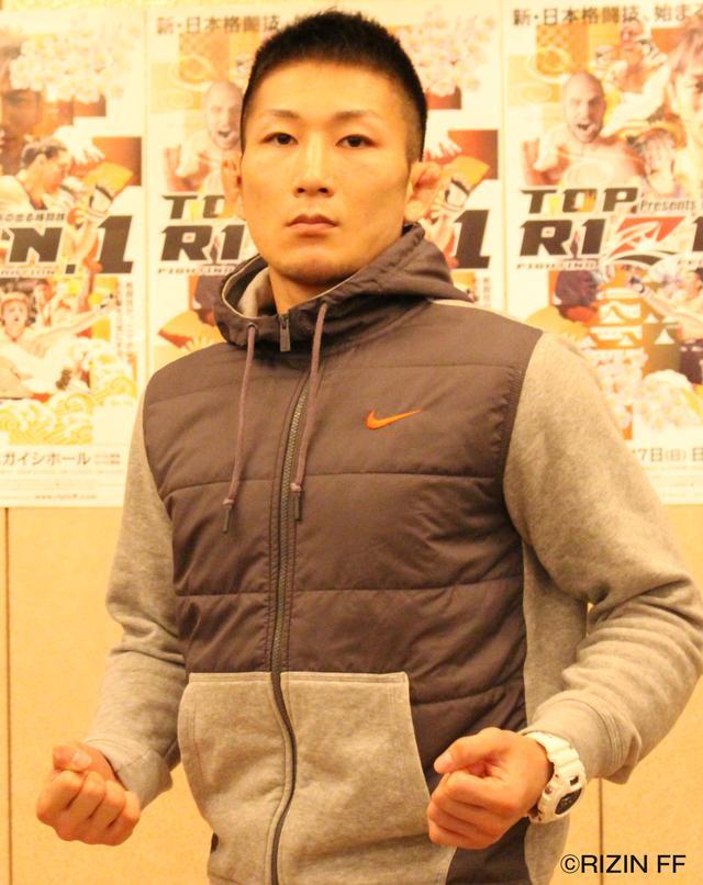 画像: ◼︎元谷友貴「ナシメントを倒してシュートボクセの選手よりも強いところを証明したいです」 第5試合 スペシャルワンマッチ(MMAルール 56.7kg契約) vs アラン・ナシメント