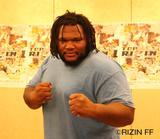 画像: ◼︎クリス・バーネット 第7試合 スペシャルワンマッチ(MMAルール 120kg契約) vs キリル・シデルニコフ