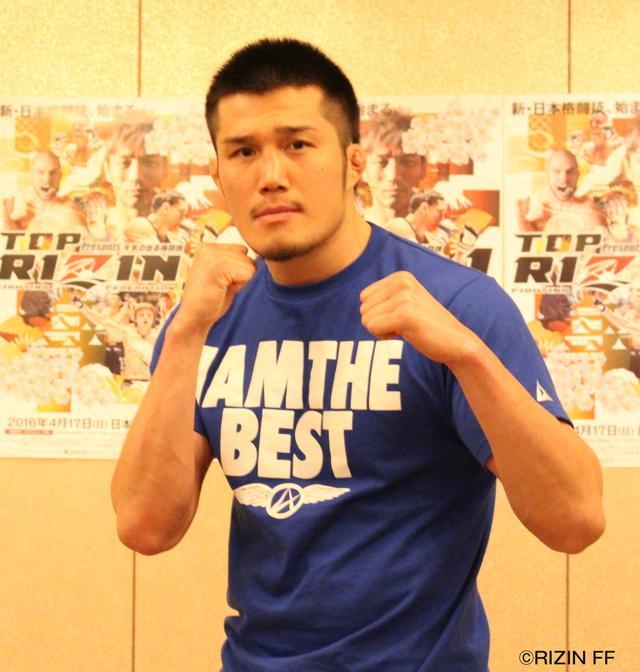 画像: ◼︎悠太 第6試合 スペシャルワンマッチ(MMAルール 81.7kg契約) vs 加藤久輝
