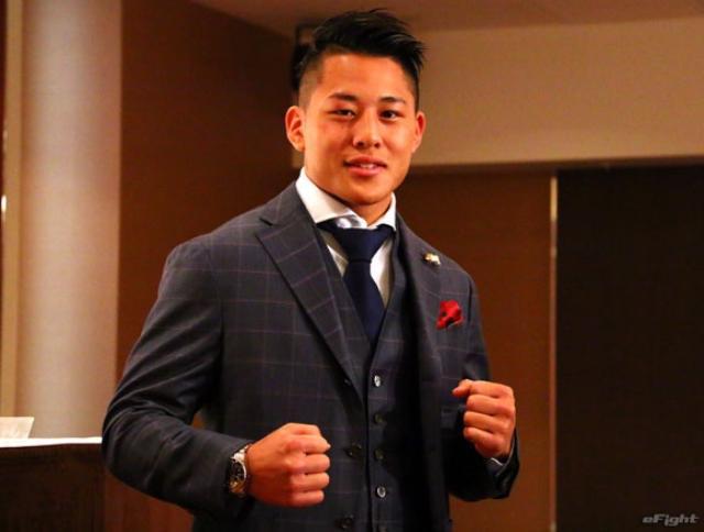 画像: 【K-1】-60kgT優勝の大雅 一夜明け会見