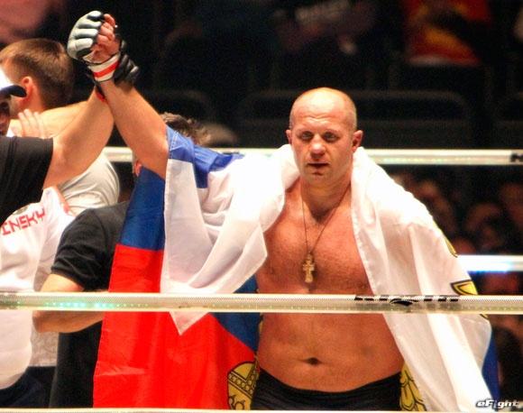 画像: ヒョードル、復帰2戦目の相手は元UFC戦士【FNG】