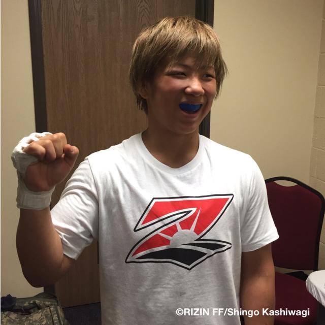 画像: 【速報!】KOTC・村田夏南子 3R TKO勝利!