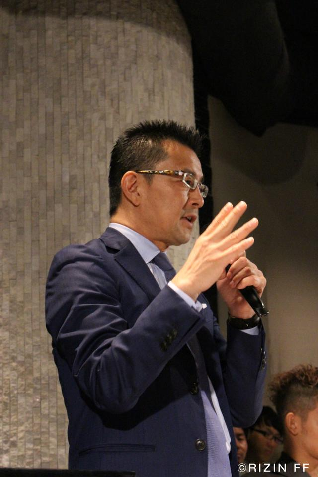 画像5: RIZIN FF ファンクラブイベント 『第1回マッチメイク会議』レポート