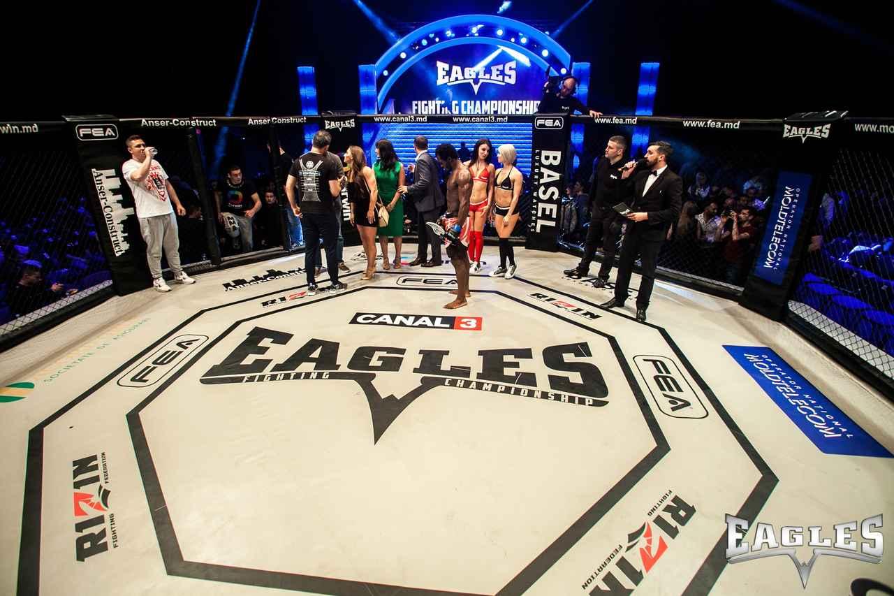 画像2: モルドバの総合格闘技団体『EAGLES FC』がRIZIN参戦熱望⁉︎